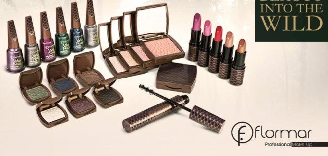 Flormar Wild Makeup Collection Winter 2012