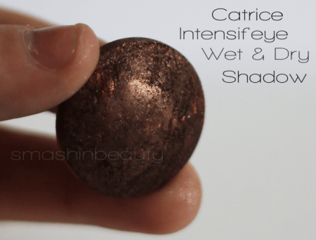 Catrice Intensif'eye wet dry shadow makeup reivew swatches recenzija