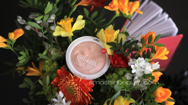 MUA Undress Your Skin Shimmer Highlighter Review Swatches Recenzija Šminkanje