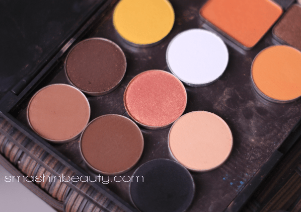 Makeup Geek Eye Shadows Corupt