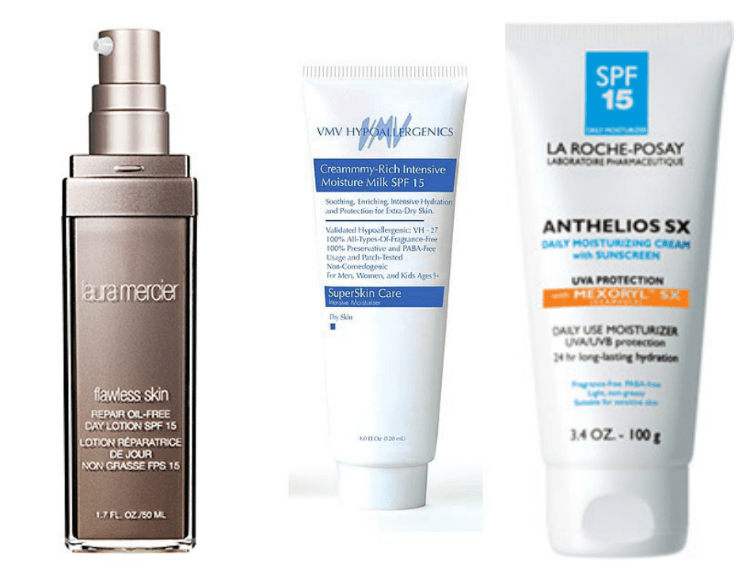 Best Moisturisers with SPF summer