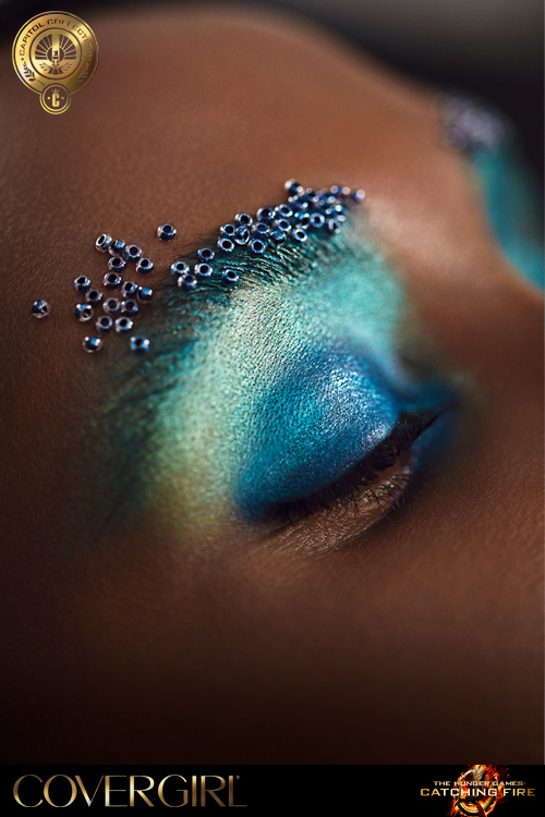 Covergirl capitol collection district 4 fish look