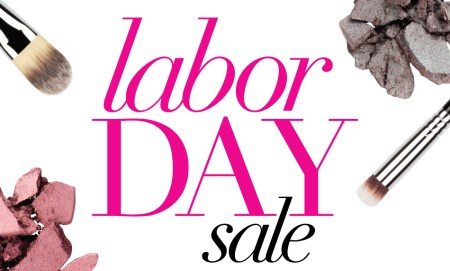 Sigma Beauty Labor Day Sale Coupon Code 2014