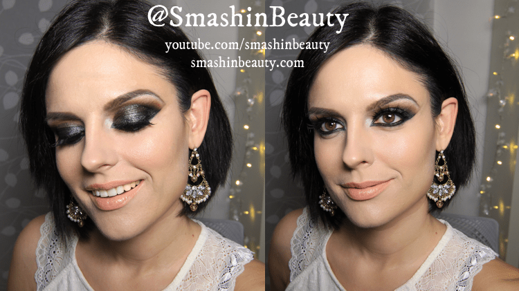 Smokey Arabic Eye Makeup Tutorial SmashinBeauty
