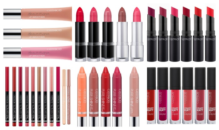 Catrice Lovely Lips Fall Winter Makeup Collection 2014 ...