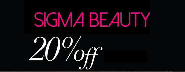 A modern fashion brand that focuses on bright and bold beauty, Sigma Beauty has been helping their customers find the right look for many years. Along with cosmetic kits compiled to attain certain styles, Sigma Beauty also release video tutorials to help their customers create the look they were aiming for.