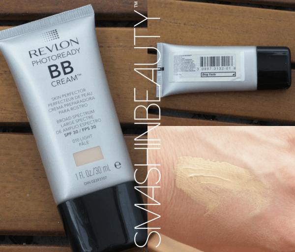Revlon Photoready BB cream review swatches