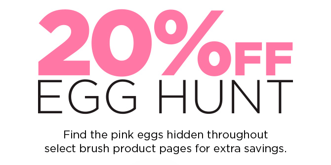 Sigma Beauty 20 Off Coupon Code Easter 2015 Sale