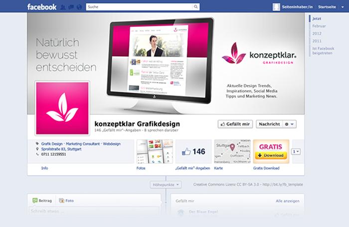 19 Splendorous Facebook Timeline Covers PSD Templates - SmashingCloud