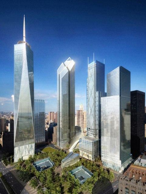 The Future World Trade Center