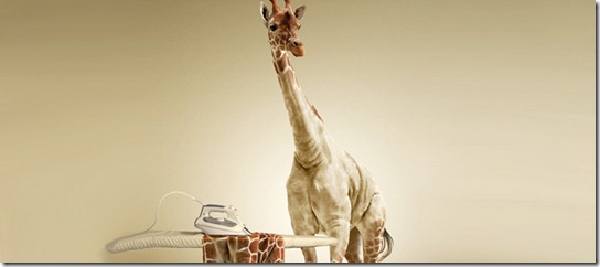 Amazing-Scenery-Creation-Ironing-the-Giraffes-Skin-L