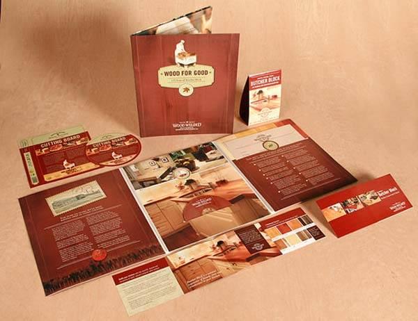 Michigan Maple Block: Brochure