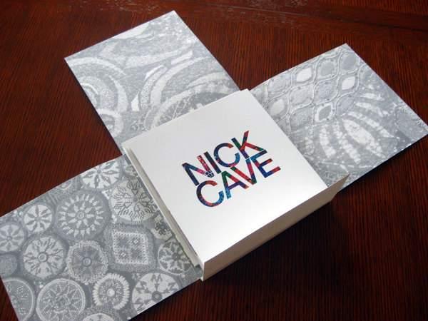 Nick Cave Brochure