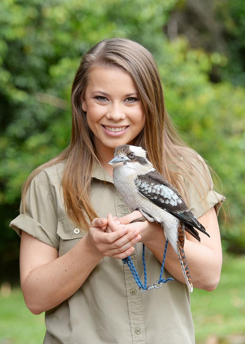 Bindi Irwin Interview: Crocodile Hunter's Daughter ...