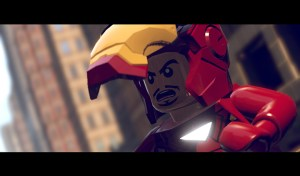 Lego Marvel Super Heroes: Iron Man