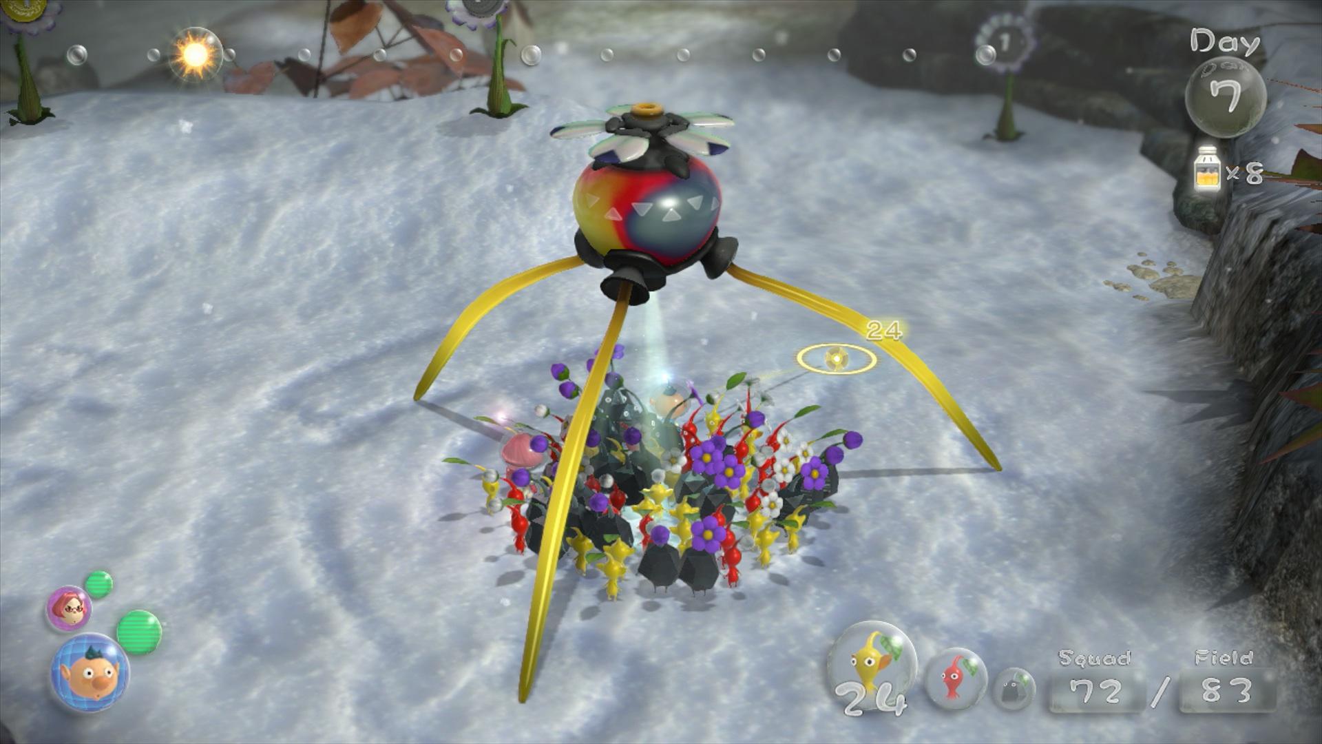 Pikmin 3 Review Smashpad