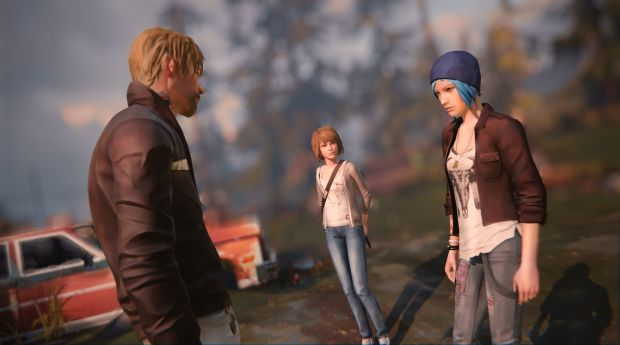 The blue-haired Chloe Price is a far cry from a Girl Scout, but her friendship with the main character is one of the game's few authentic qualities.