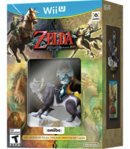 Midna amiibo. It will never end.