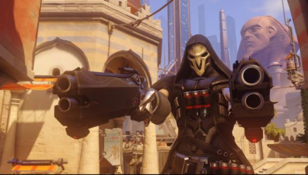Reaper will definitely give you nightmares if he ends up behind you... or anywhere near you.