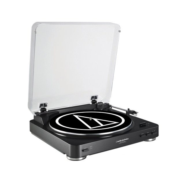 Audio-Technica AT-LP60USB in Black