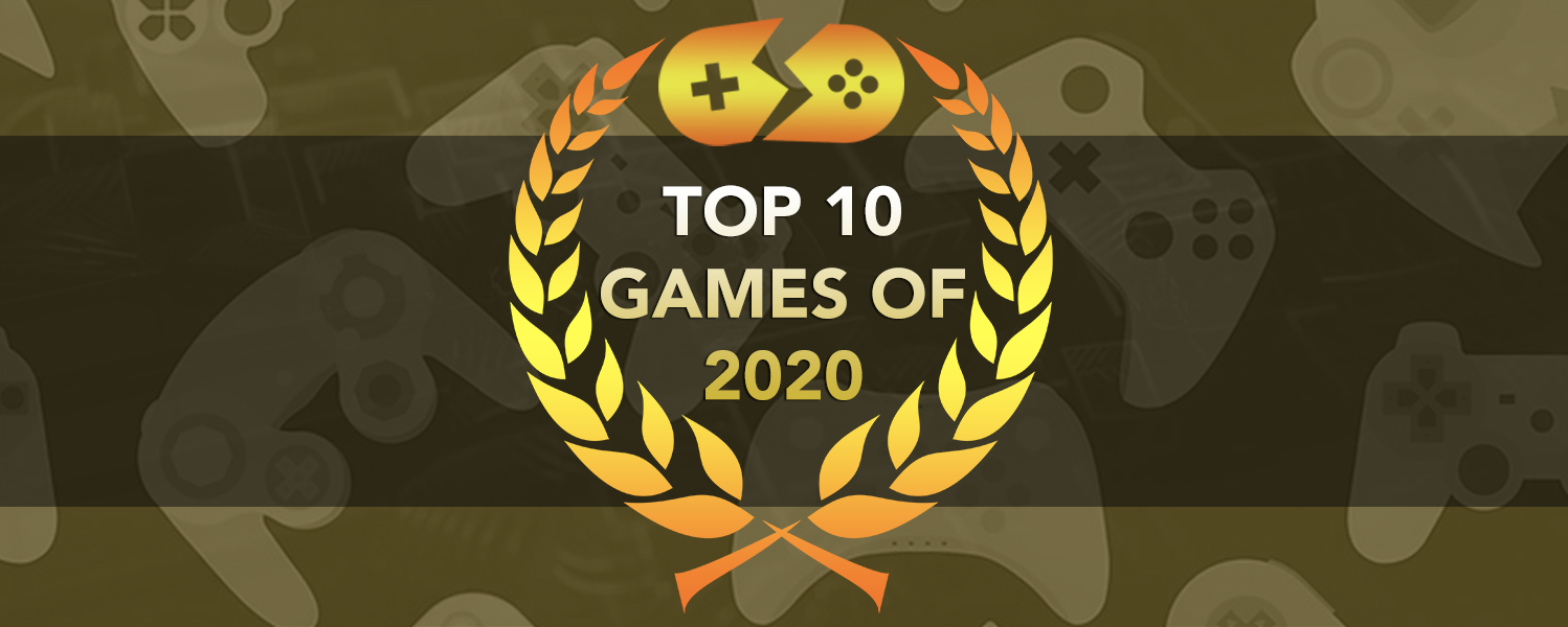 SmashPad's Top 10 Games of 2020