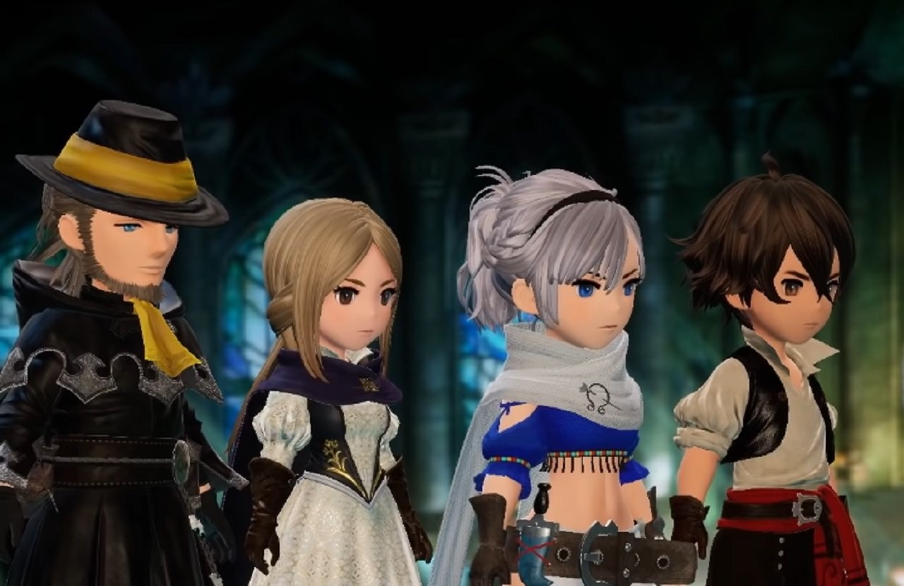 """""""Bravely Default II"""" Review"""