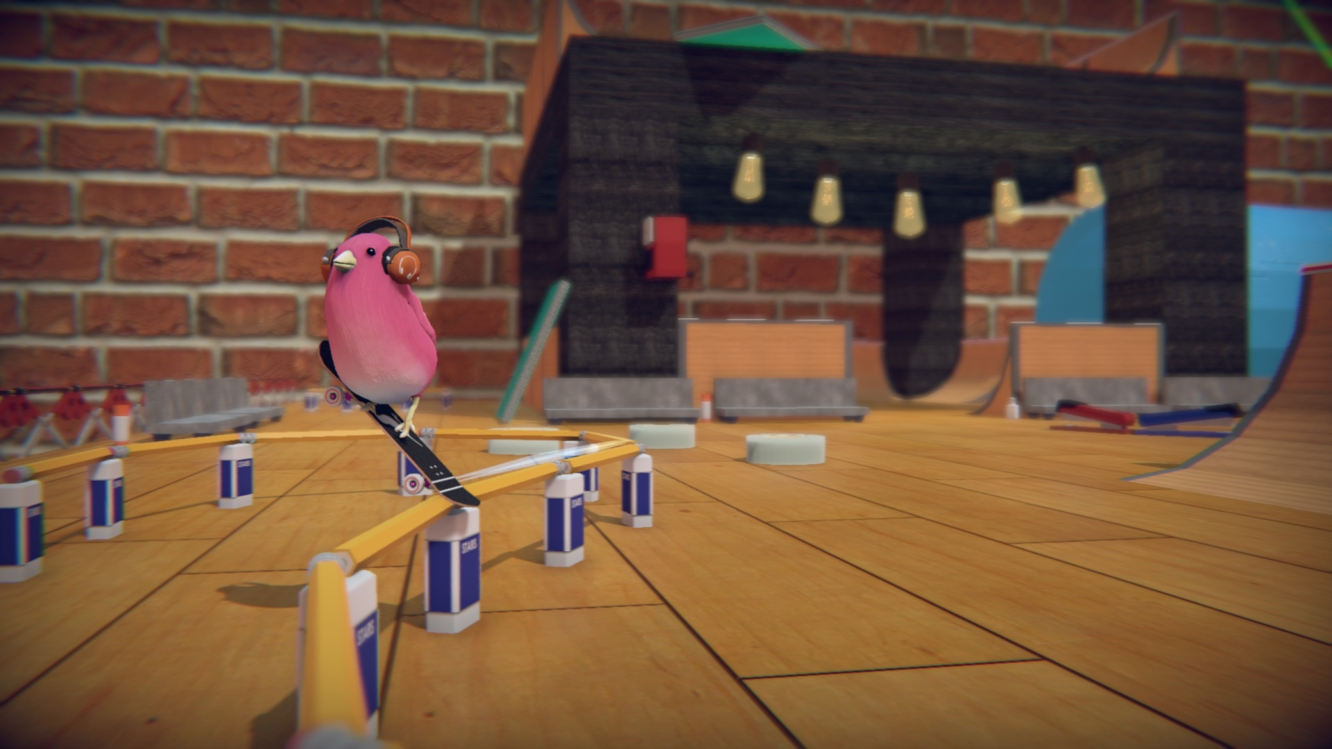 """Skatebird"" Review"