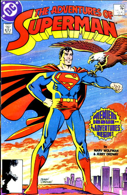 Adventures of Superman 424