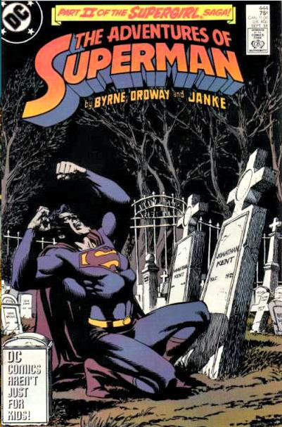 Adventures of Superman 444