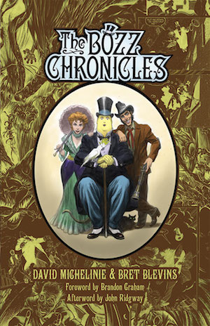 Bozz Chronicles cover