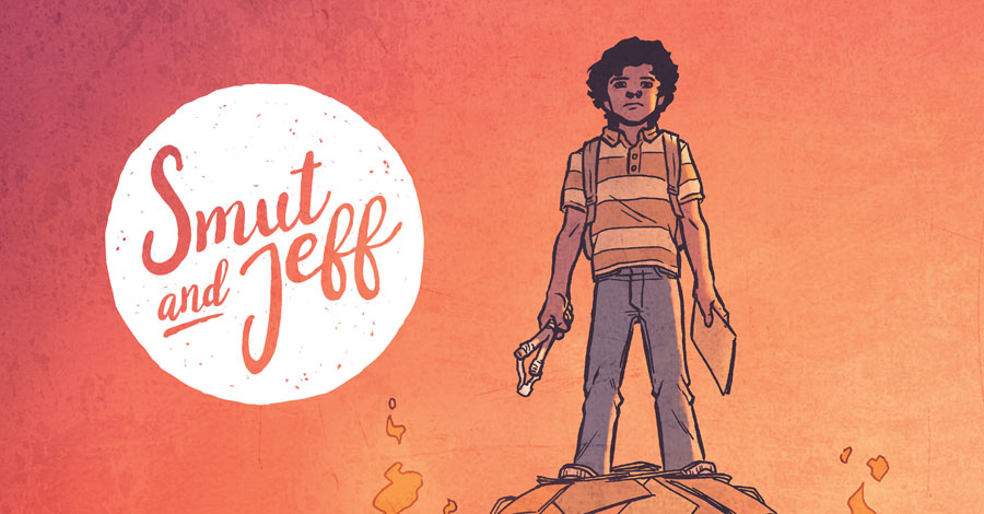 Teenagers quest for porn in 'Smutt & Jeff'