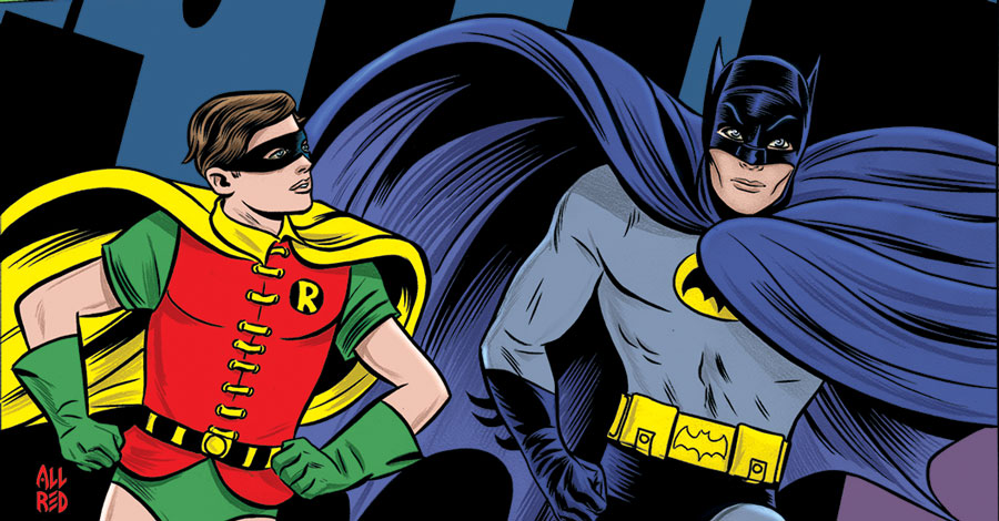 Remember that time when Stephen King wrote a Batman story?