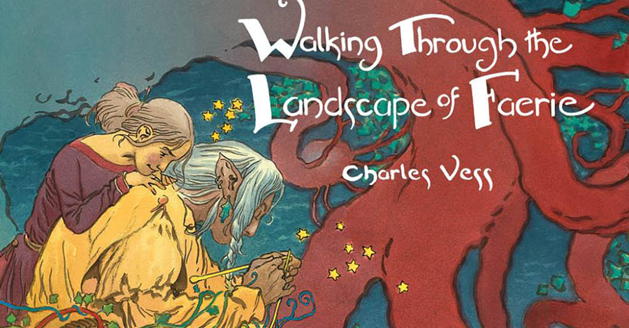 New Charles Vess art book coming in November