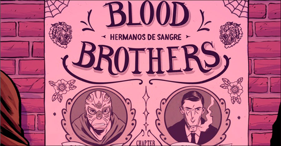 Dynamite picks up 'Blood Brothers'