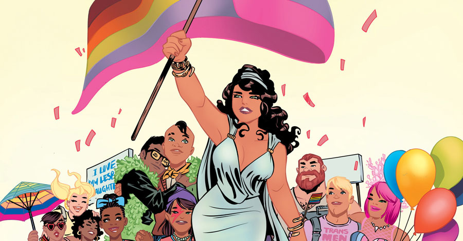 Comics Lowdown: 'Love Is Love' brings in another $51,000 for The Trevor Project