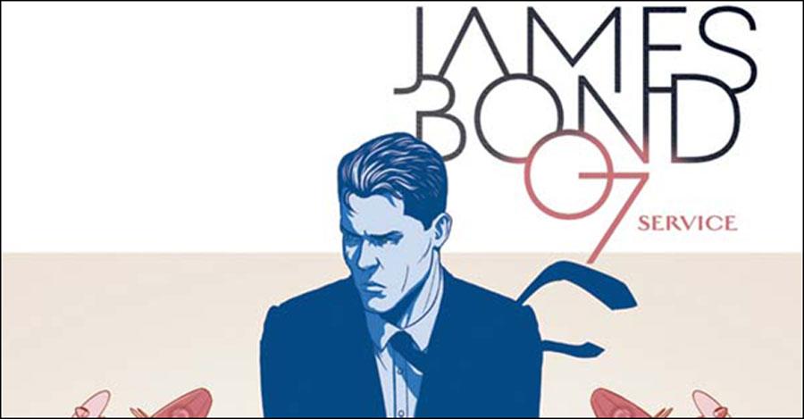 Gillen, Fuso enlisted for James Bond one-shot