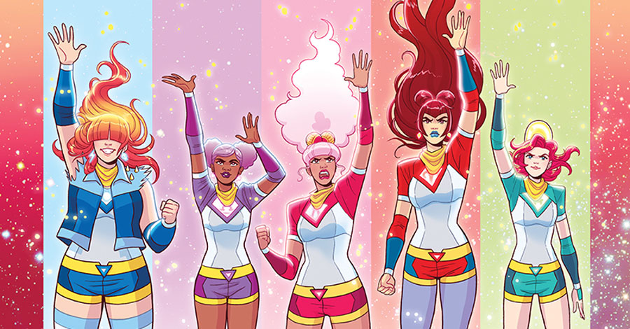 'Zodiac Starforce' returns from Dark Horse this summer