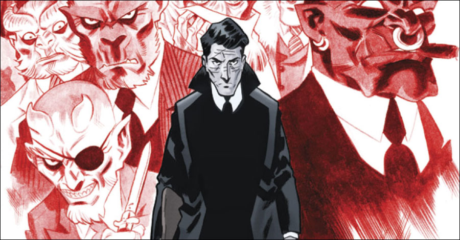 'The Damned' returns this week for a buck