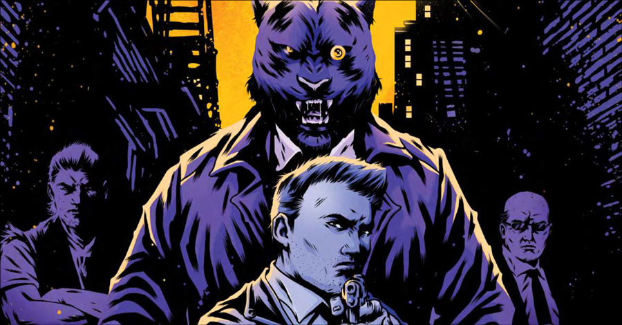 Smash Pages Q&A: David Pepose on 'Spencer & Locke,' gritty crime and imaginary friends