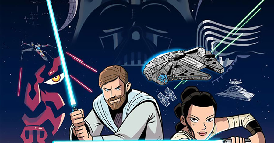 IDW to publish 'younger reader' Star Wars comics