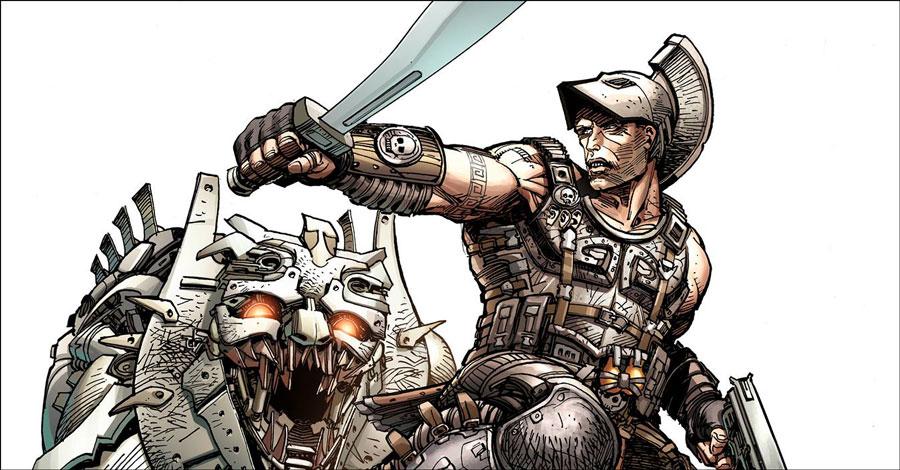 Don't tell Thor: Walt Simonson covers Titan's Hercules series