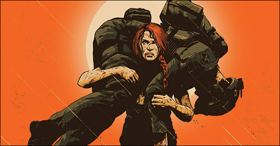 New miniseries expands the world of 'Lazarus'