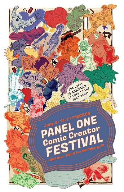 Panel One Comic Creator Festival (Canada)