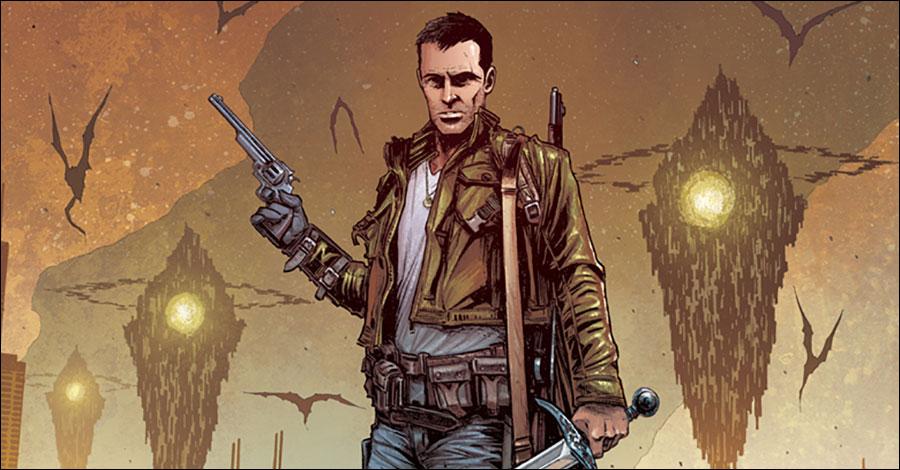 Peck, Haun team for post-apocalyptic fantasy series 'The Realm'