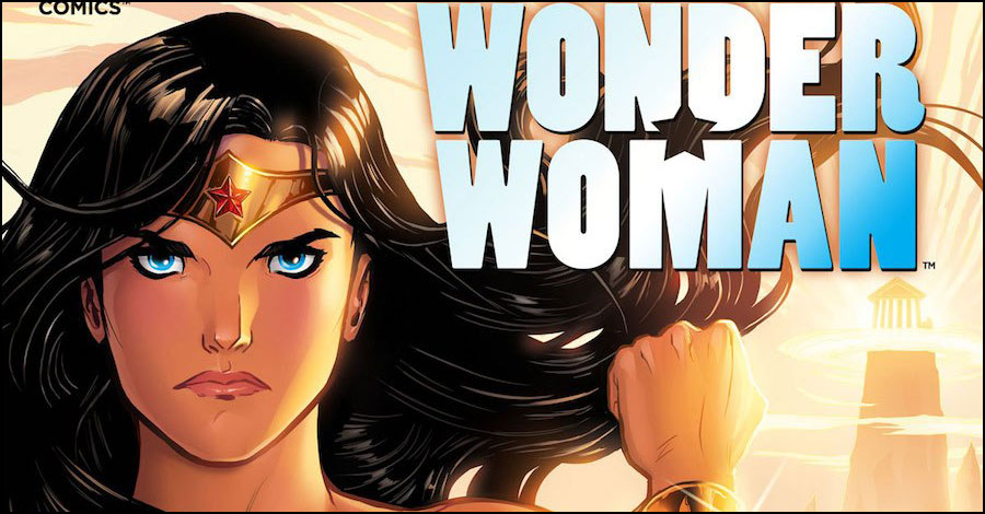 Comics Lowdown: The woman behind Wonder Woman
