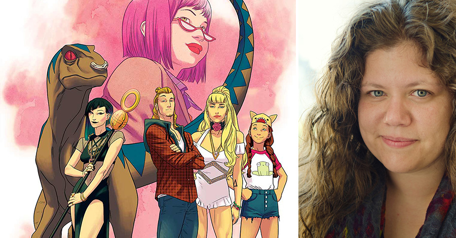 Rainbow Rowell to write 'Runaways'