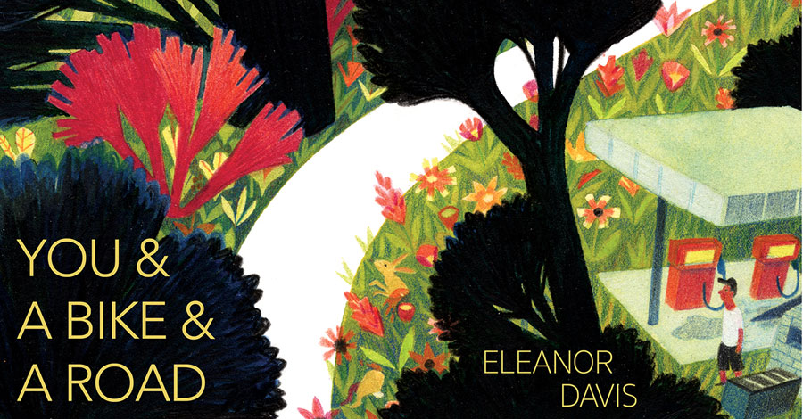 Smash Pages Q&A: Eleanor Davis on 'You & A Bike & A Road'