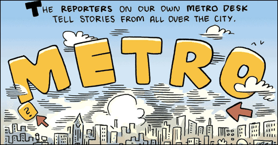 Huizenga, Harkham and more contribute to New York Times Magazine's all-comics issue