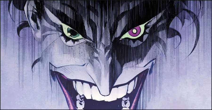 Sean Gordon Murphy pits 'White Knight' Joker against Gotham's biggest threat — the Batman