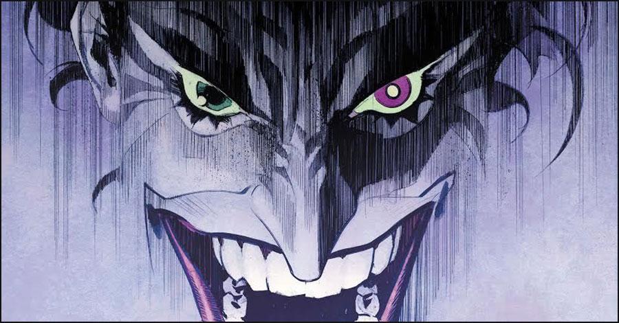 Sean Gordon Murphy pits 'White Knight' Joker against Gotham's biggest threat — the Batman